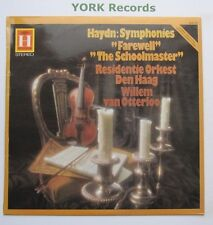 2548 105 - HAYDN - Symphonies No 45 & 55  WILLEM VAN OTTERLOO - Ex Con LP Record