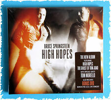 Bruce Springsteen , High Hopes ( CD + DVD_Paper Sleeve_Ltd )