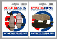 Yamaha YXR 700 Rhino 2008 Front Brake Pads (Both Wheels)
