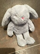 NEXT MY BEST FRIEND GREY BUNNY RABBIT CUDDLY BABY SOFT HUG TOY COMFORTER 12/04