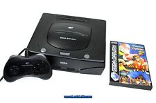 ## SEGA Saturn Konsole + original Pad + Batt. + Virtua Fighter 2 ##