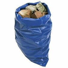 100 HEAVY DUTY RUBBLE SACKS BUILDERS BAGS GARDEN BRICKS TILES ULTIMATE STRENGTH