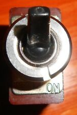 "Marshall ""Black Bat"" Vintage Toggle Switch (w/ WASHER!) JMP,JCM,EVH,Fender,MXR"
