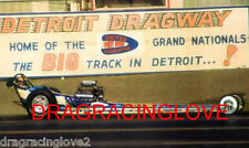 """Don """"the Beachcomber"""" Johnson 1969 """"SlingShot"""" Top Fuel Dragster PHOTO!"""