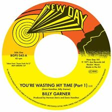 BILLY GARNER-YOU'RE WASTING MY TIME - PARTS1 & 2 - BGPS 045