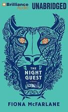 The Night Guest by Fiona McFarlane (2014, CD, Unabridged)