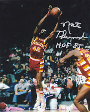 NATE THURMOND  CLEVELAND CAVALIERS  HOF 85  ACTION SIGNED 8x10