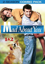 MAD ABOUT YOU SEASONS 1 & 2 Sealed New 4 DVD Set (New! In shrink-Wrap!)