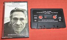 THE CURE - UK CHROME CASSETTE TAPE - STANDING ON A BEACH (BEST OF/GREATEST HITS)