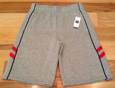 Gap Kids Boys X-Small (4-5) Gray And Red Sweat Shorts. Nwt