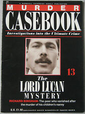 Murder Casebook Issue 13 - The Lord Lucan Mystery