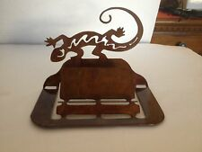 Gecko Business Card Holder, Made in USA, Real Steal!