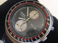 VINTAGE 70'S SEIKO CHRONOGRAPH 6138-0011 UFO - ORIGINAL CONDITION          #6313