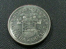 CANADA    1  Dollar    1971    BRILLIANT  UNCIRCULATED