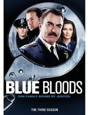 Blue Bloods: The Third Season [6 Discs] (2013, REGION 1 DVD New)