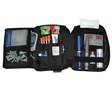 DIA PAK DIABETIC DELUXE CASE , TRAVEL ORGANIZER By Medicool