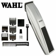 Wahl 5537-217 Beard And Moustache Trimmer Cordless Battery Grooming Kit - New