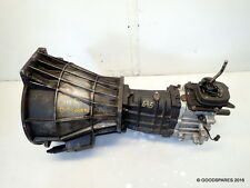 Gearbox-5 Sp Manual-(Ref.545)-99 Land Rover Discovery 2 2.5 TD5