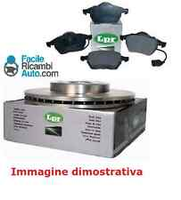 Kit dischi e pasticche freno ant. Fiat Multipla (186) dal 99 in poi 1.9 JTD
