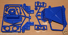 Tamiya 58575 Lunch Box Blue Style/CW01, 9000548/19000548 D Parts, NEW