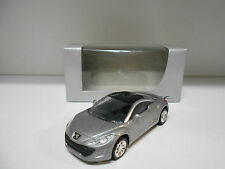PEUGEOT 308 RCZ SILVER NOREV 3 INCHES 1/64