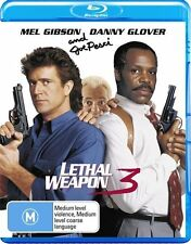 Lethal Weapon 3 Blu-ray Disc NEW