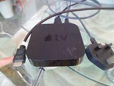 Apple Tv (3rd generación) completamente funcional, Remoto Hdmi Gratis!