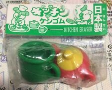 Iwako Kitchen Eraser Unopened
