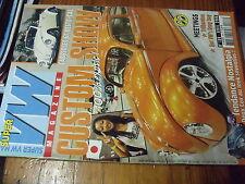 µ?a Super VW Mag n°188 La revue du Combi Cox Karmann Coccinelle avec poster