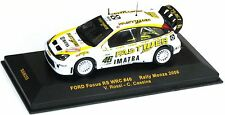 IXO 1:43 FORD FOCUS RS WRC 2006 RALLY MONZA ROSSI CASSINA  ART RAM255