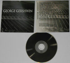 Gershwin Michael Buble, Fred Astaire, Sting, Janis Joplin, Sublime  U.S Promo CD
