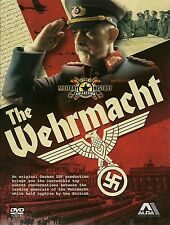 THE WEHRMACHT - 3 DVD BOX SET - THE MILITARY HISTORY COLLECTION