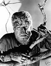 Movie Poster/Print/'Wearwolf/Wolfman'The Wolf Man/Horror Film/17x22 in.LonChaney