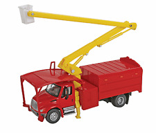 Walthers 11742 HO Scale International (R) 4300 Tree Trimmer Truck Assembled Red