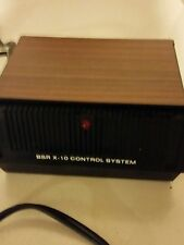 vintage BSR X10 control system Sears home lighting security Box 487