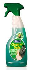 Johnson's Small Animal Clean n Safe Disinfectant Johnsons Clean 'n' Safe Hutches