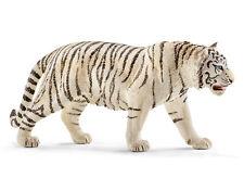 Schleich 14731 White Tiger Walking Wild Animal Toy Model 2015 - NIP