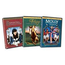 American Girl Three-Pack (Felicity - An American Girl Adventure / Molly - An Ame