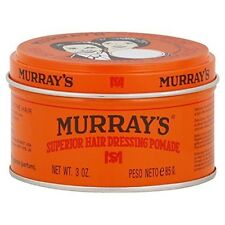 Murray's Superior Hair Dressing Pomade, 3 Ounce (Pack of 3), New