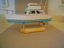 Nice Boat Stand For Wood Boats, Inboard Or Outboard Motor, ITO K&O Fleet Line