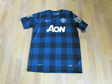 Nike MANCHESTER United ROONEY no 10 Champions Patch FOOTBALL Shirt XL New + TAGS