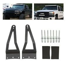 52'' LED Light Bar Roof Mounting Brackets For 1999-2015 Ford F250 F350 F450 RP