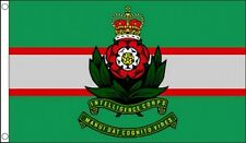 INTELLIGENCE CORPS FLAG 5' x 3' British Army Military Armed Forces