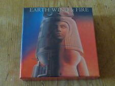 Earth Wind and Fire: Raise! Empty Promo Box [Japan Mini-LP no cd soul motown Q