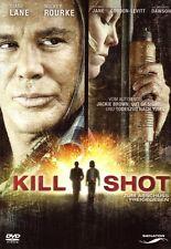 KILLSHOT, Zum Abschuss freigegeben (Mickey Rourke, Diane Lane, Thomas Jane)