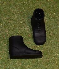 VINTAGE ACTION MAN 40th FRENCH FOREIGN LEGION SHORT BLACK BOOTS