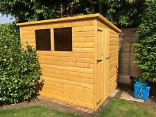 PENT SHED 10x8 ****FREE DELIVERY & ERECTION****