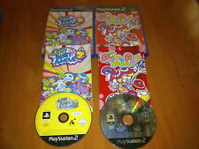 PUYO POP FEVER Y SUPER BUST A MOVE 2  PARA  PLAYSTATION 2 / PS2 / PLAY2