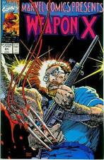Marvel Comics Presents # 81 (Weapon X by Barry Windsor-Smith) (USA, 1991)