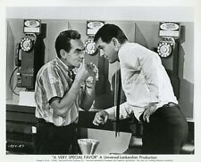 ROCK HUDSON A VERY SPECIAL FAVOR 1965 VINTAGE PHOTO ORIGINAL #3